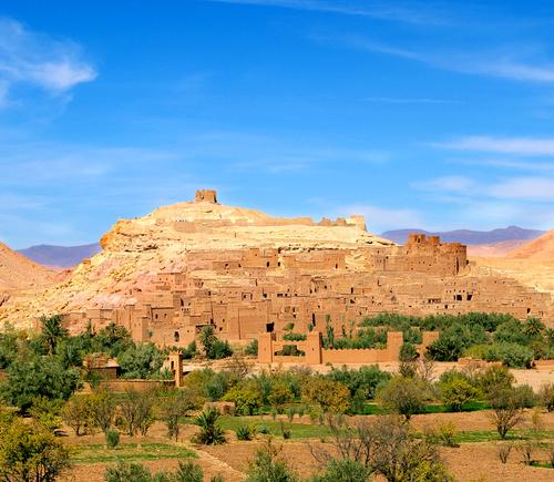 voyage de noces au Maroc