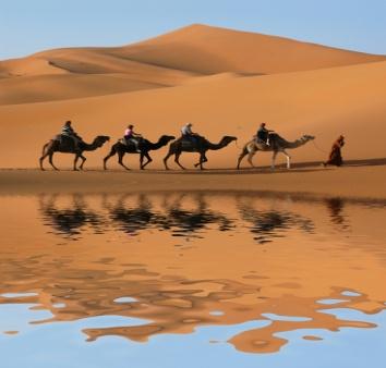Voyage de noces Maroc