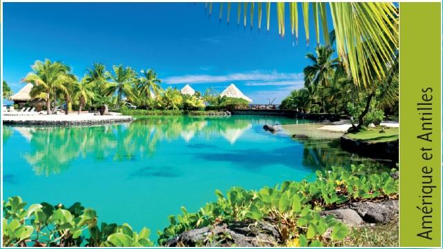 voyage en Amérique et aux Antilles
