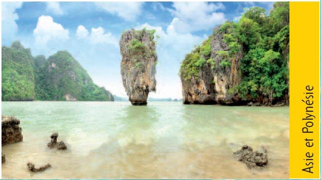 voyage en polynésie et asie