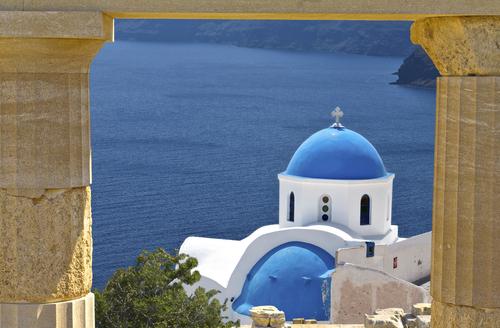 voyage de noces en Grèce