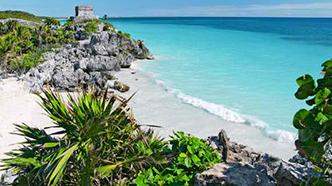 Voyage de noces au Mexique