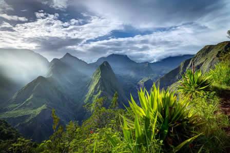 Voyage de noces Ile de la Réunion