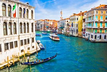 Voyage de noces en Italie