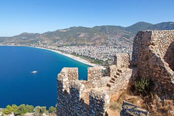 Voyage de noces en Turquie