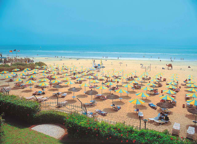 Hotel Club All Inclusive Agadir Maroc