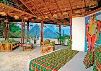 Anse Chastenet Resort ST LUCIE
