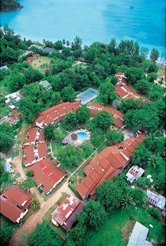 H 244 Tel Berjaya Preaslin Resort Seychelles