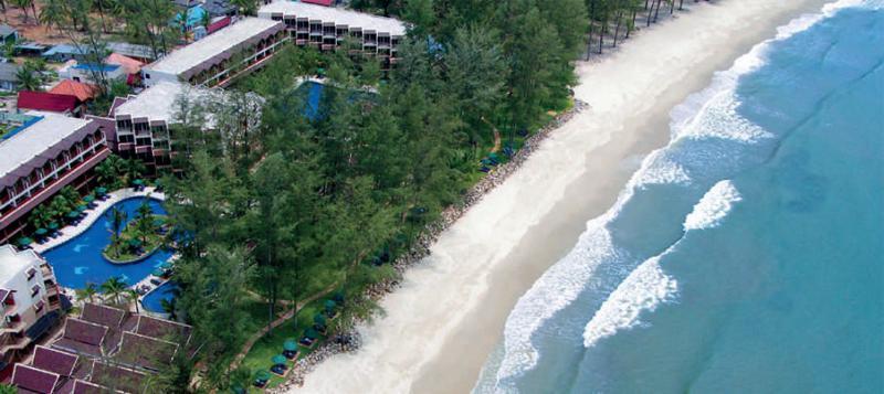 H U00f4tel 4  Best Western Bangtao Beach Resort