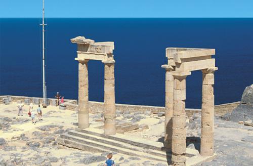 Combiné Croisière iles grecques et turques et hôtel