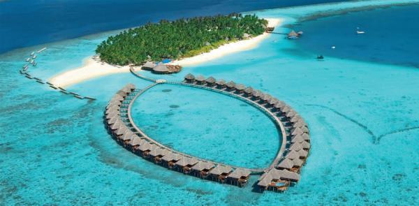 Voyage de noces voyage lune de miel agence lune 2 miel - Maison sur pilotis maldives ...