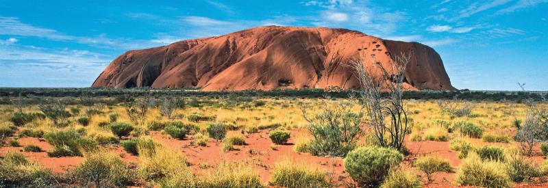 En terre Aborigène AUSTRALIE