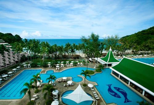 Le Meridien Beach Resort THAILANDE