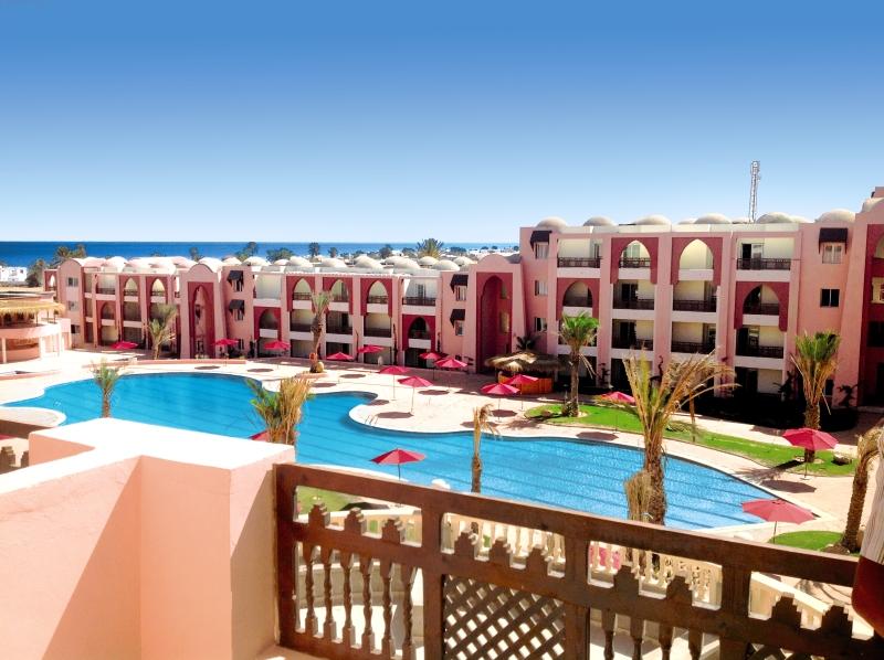 Lella Meriam Hôtel Club TUNISIE