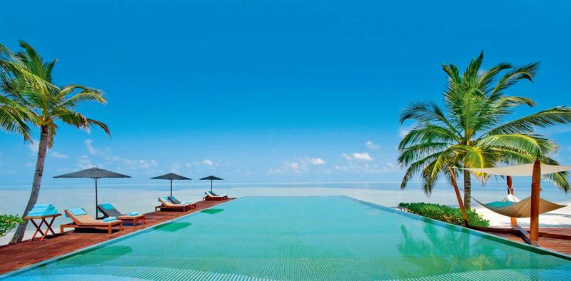 H tel lux maldives for Sejour complet maldives