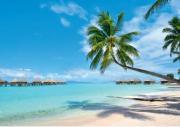 plage tahitienne