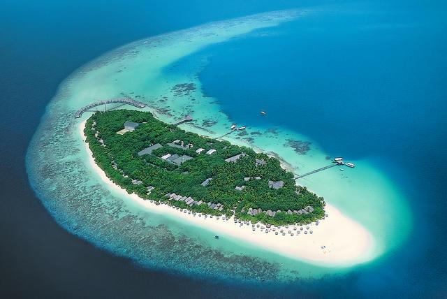 Hotel reethi beach resort maldives atoll de baa for Sejour complet maldives