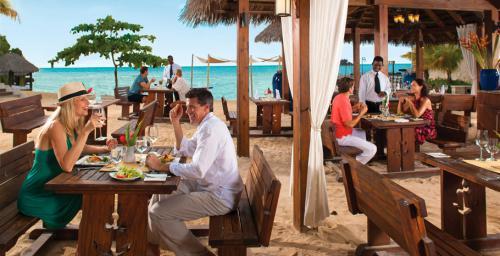 Sandals Grande Riviera Beach & villa Golf Resort JAMAIQUE