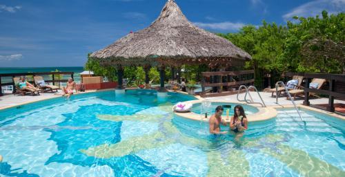 Sandals Royal Caribean Resort JAMAIQUE